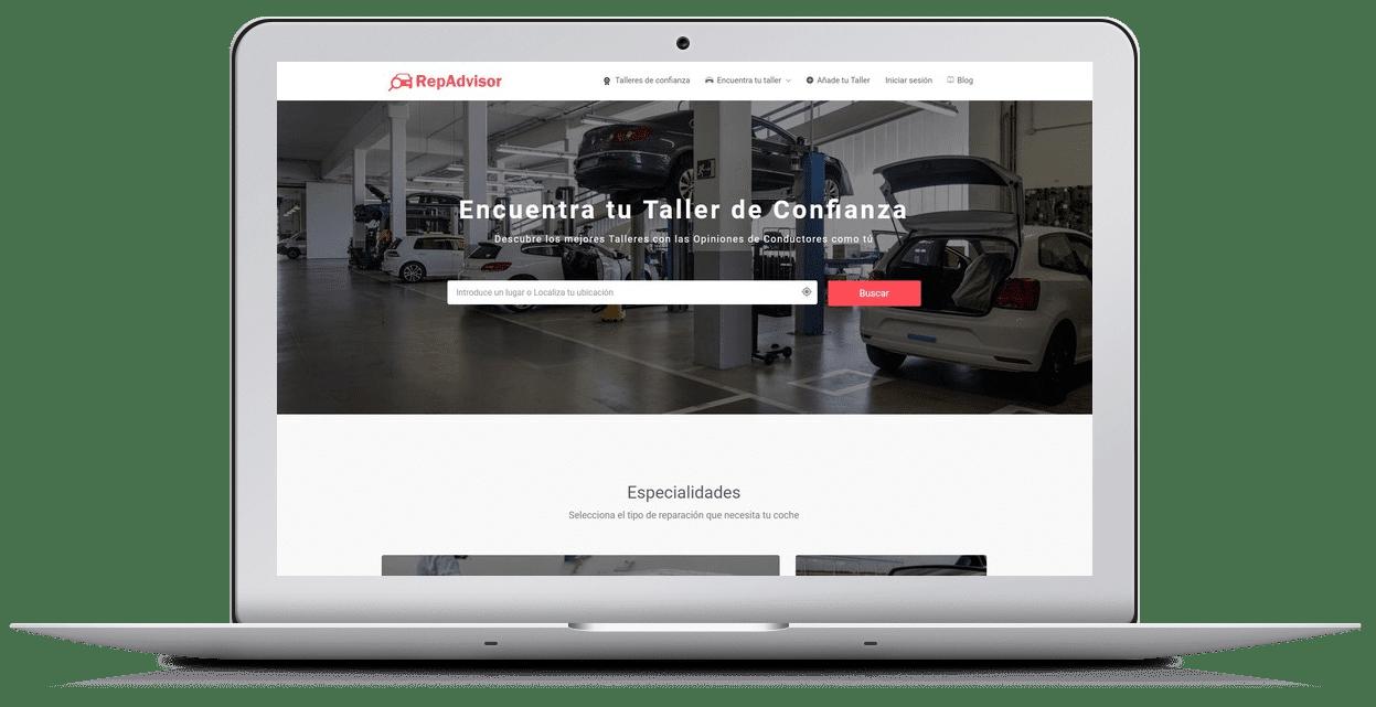 Proyecto Web Repadvisor