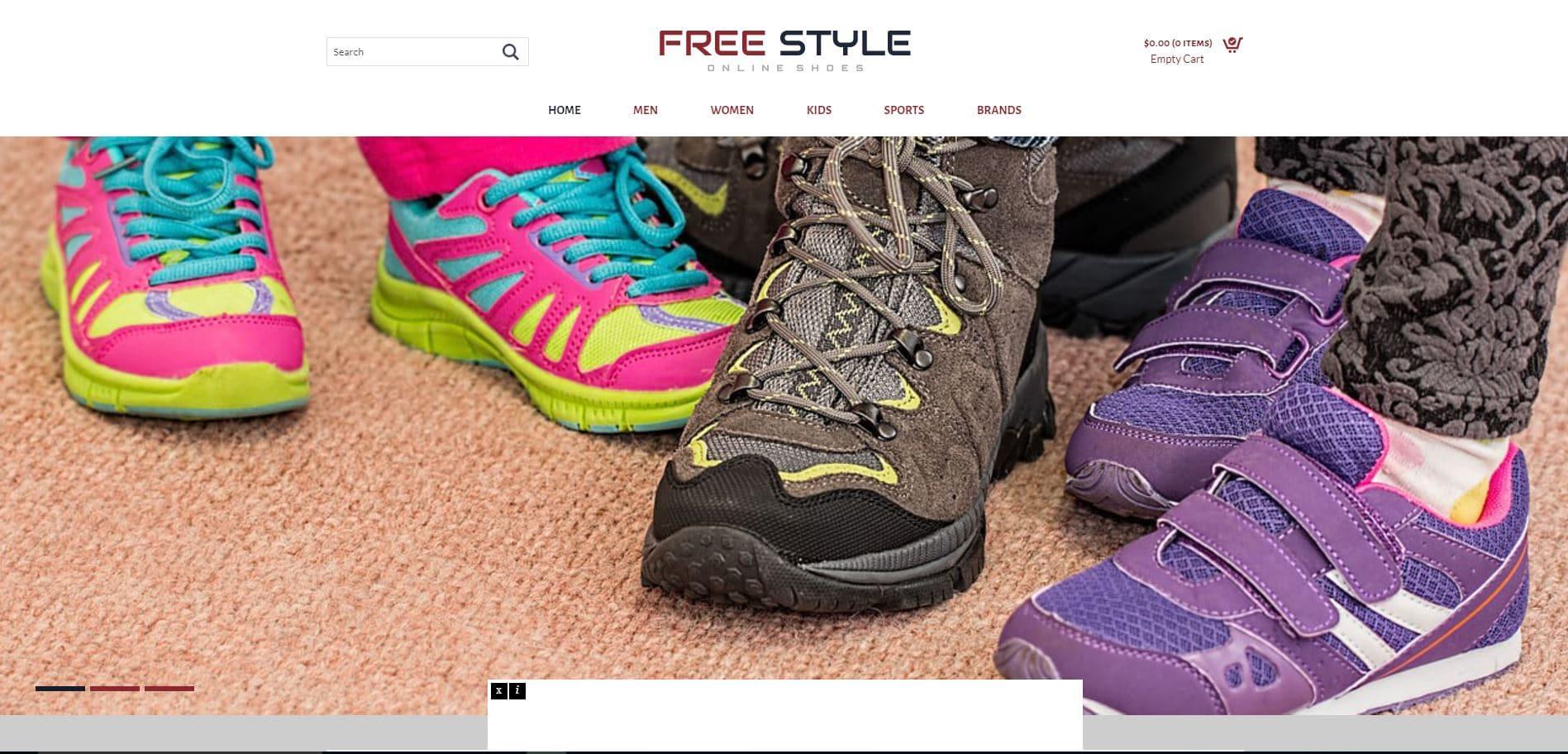 Plantilla para crear tienda online en HTML5