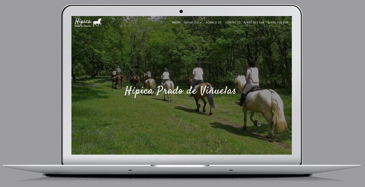 Centro hípico para montar a caballo cerca de Madrid